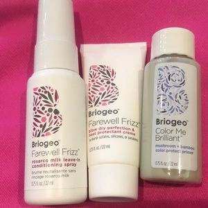 Briogeo haircare bundle